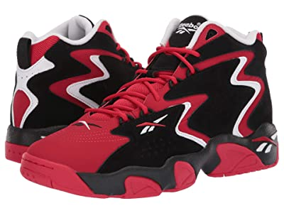 Reebok Lifestyle Mobius OG MU (Two-Tone Scarlet/White) Men