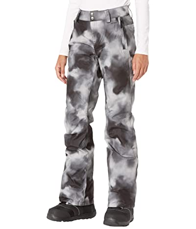 The North Face Sally Pants (TNF Black Ink Blur Print) Women