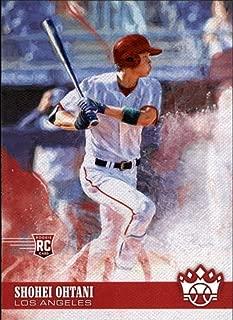 Baseball MLB 2018 Panini Diamond Kings #76 Shohei Ohtani #76 NM Near Mint Angels