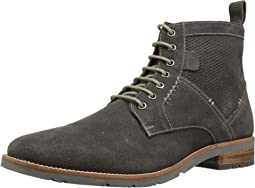 Rugged Leather Boot