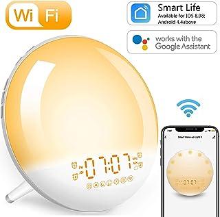 Wake Up Light Despertador Luz Inteligente - 2020 Upgrade