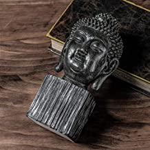PPCP The Pioneer of Southeast Asian Style Zen Buddha Wisdom and Wealth is Used As Feng Shui, Home Decoration Display, 11×...