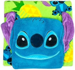 Disney Stitch Convertible Fleece Throw - Lilo & Stitch