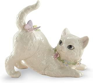 Lenox Classics Fluttering Friend Cat