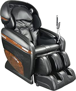 Osaki OS-3D Pro Dreamer A Model OS-3D Zero Gravity Massage Chair, Black with Inside Delivery and Setup, Large LCD Display; 3D Massage, 2 Stage Zero Gravity, S-Track, and Accupoint Technology