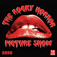 Rocky Horror Picture Show 2020 Wall Calendar: by Sellers Publishing