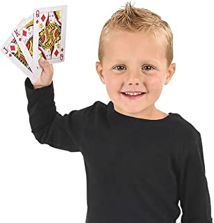large pack of cards
