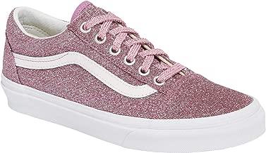 Vans Unisex Old Skool Textile Pink True Trainers 7 M Womens / 5.5 M MensUS