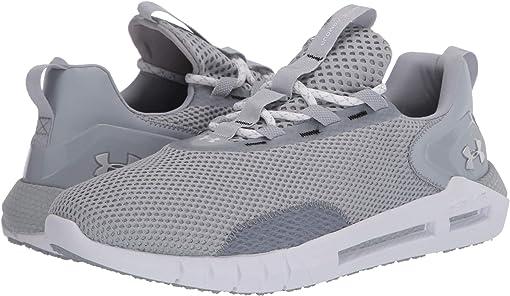 Mod Gray/Mod Gray/White