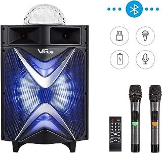 wireless speakers for karaoke