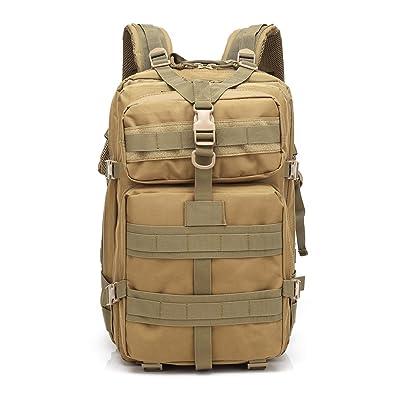 Lovinland Outdoor Backpack, 45L Tactical Rucksa...