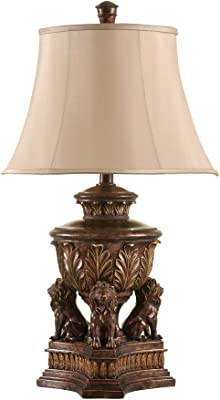 Collective Design 720354121625 Table Lamp, Majestic Gold