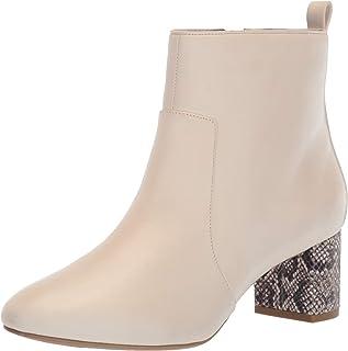 Aerosoles Women's Clayton Fashion Boot, Bone Leather, 8.5 M US