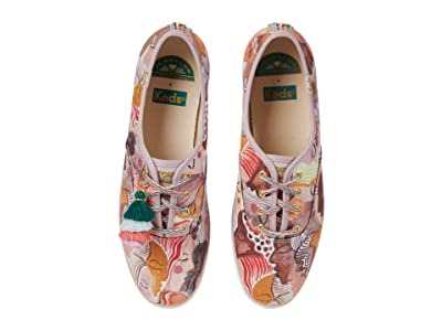Keds Jungalow x Champion (Chorus Pink Multi) Women