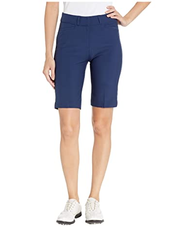 adidas Golf Club Bermuda Shorts (Night Indigo) Women