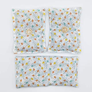 """Pack Relax Floret - 1 Cuscino per occhi + 2 Mini cuscino """"Dormi Bene"""" pieno di semi di lavanda bio - mettilo sotto al tuo ..."""
