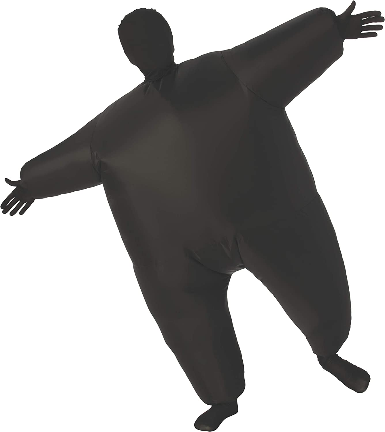 Rubie's Child's Inflatable Full New products world's highest quality popular Body Black Mail order One Suit Costume Si
