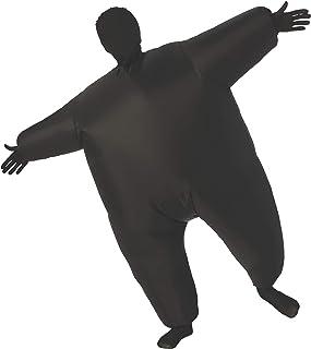 Rubie's Child's Inflatable Full Body Suit Costume, Black