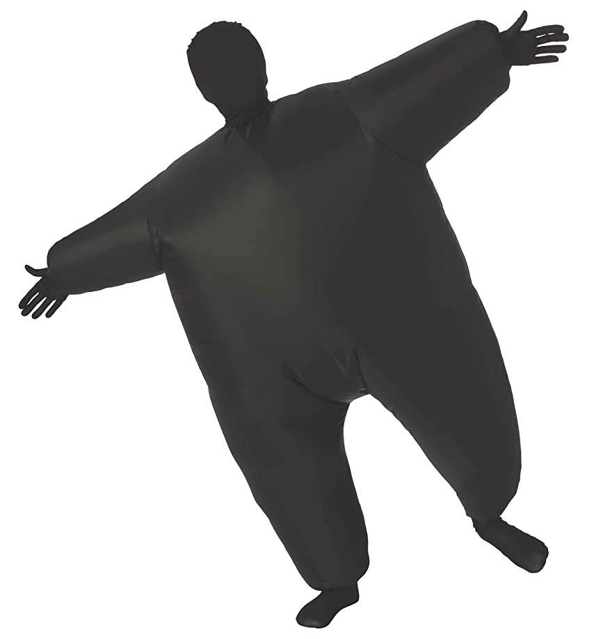 Rubie's Child's Inflatable Full Body Suit Costume, Black