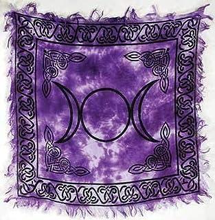 Triple Moon Altar Cloth 18