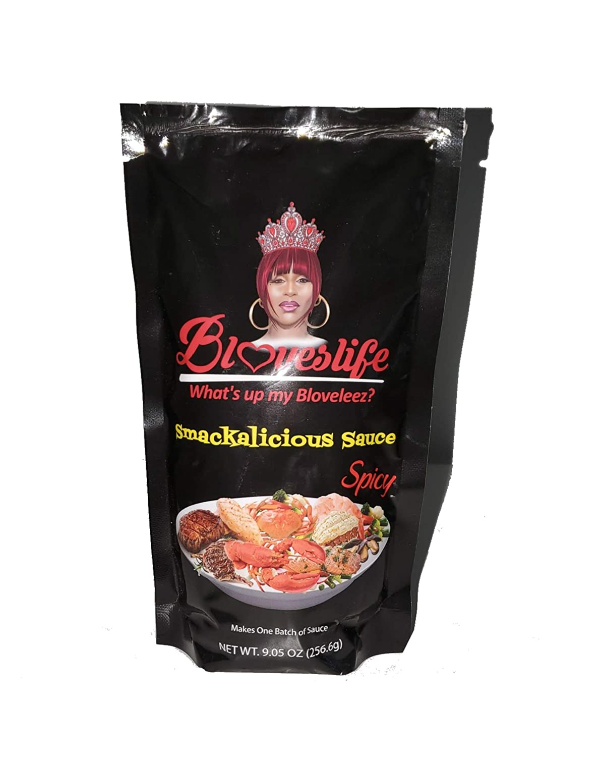Blove's Today's only Smackalicious Sauce Spicy Seasoning Mix Kansas City Mall