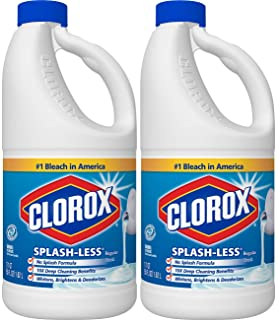 Clorox Splash-Less Bleach, Regular