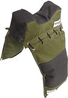 TufForce Window Shooting Rest Bag Set Combined/Blind Bag Use on Tree Branch or Window, TL-3SB