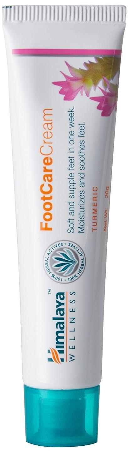 メガロポリスブレス場合お試し価格!!Himalaya Herbals Foot Care Cream かかと柔らかクリーム20g 100%ハーバル アーユルヴェーダ