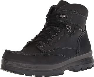 ECCO Men's Rugged Track Moc Toe High Gore-tex Hiking Boot