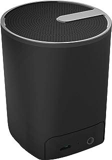 Acme Made SP109 3W Negro - Altavoces portátiles (3 W, 90-20000 Hz, 80 dB, Inalámbrico y alámbrico, 2.0+EDR, 10 m)