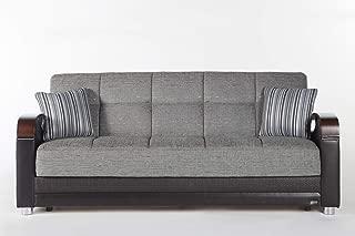 ISTIKBAL Multifunctional Furniture LUNA Collection (Sofa Sleeper) FULYA GRAY
