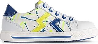 Nero Giardini P929460M Sneakers Kids da Bambino in Pelle E Tela