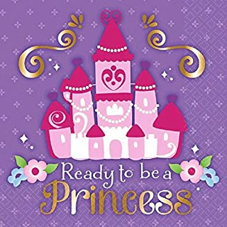 Luncheon Napkin | Disney© Sofia The First Collection | Party Accessory