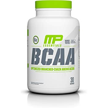 Musclepharma's BCAA 3:1:2, 240 Capsuels: Amazon.in: Health & Personal Care