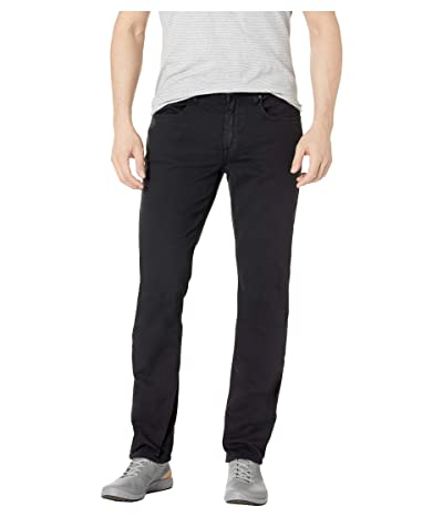 Buffalo David Bitton Ash Slim in Black Softly Washed (Black Softly Washed) Men