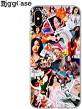 Inspired by Bruno Mars cardi b Phone Case Compatible With Iphone 7 XR 6s Plus 6 X 8 9 Cases XS Max Clear Iphones Cases TPU - Treasure- Cassette- Merch- Phone- Phone- 32952834490