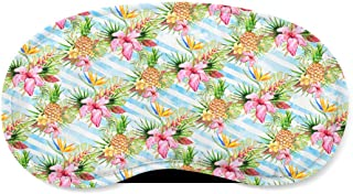 Aloha Pineapple Stripes Sleeping Mask - Sleeping Mask