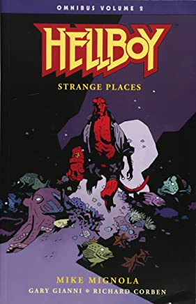 Hellboy Omnibus Volume 2: Strange Places