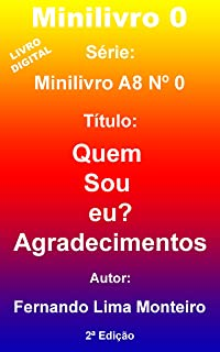 Agradecimentos (Minilivro A8 0)