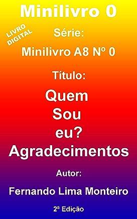 Agradecimentos (Minilivro A8 0) (Portuguese Edition)