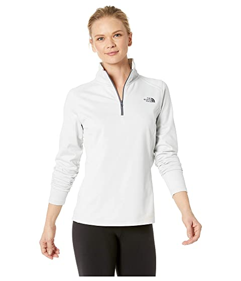 87943256f1b6c The North Face Tech Glacier 1 4 Zip at Zappos.com