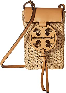 Miller Straw Phone Crossbody