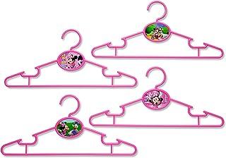 Delta Children 50 Piece Infant and Toddler Hangers, Disney Minnie Mouse