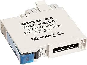 Opto 22 SNAP AOV 25 Voltage 2 Channel