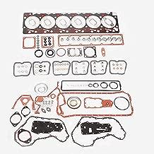 6B 6BT 6BTA 5.9L 12v Full Gasket Set - SINOCMP Excavator Parts for Dodge Ram Pickup Cummins Engine, 3 Month Warranty