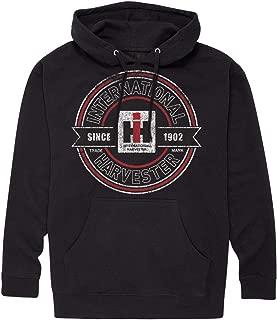 international harvester hooded sweatshirt