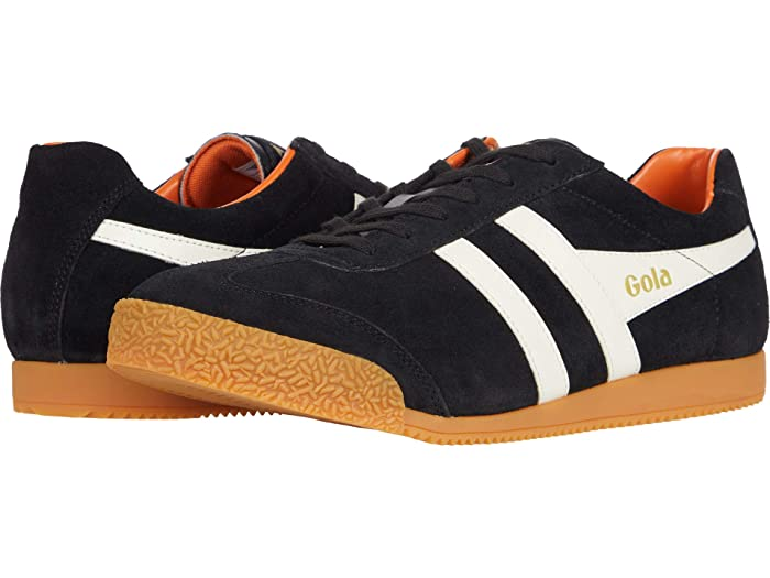 Mens Vintage Shoes, Boots | Retro Shoes & Boots Gola Harrier $75.99 AT vintagedancer.com