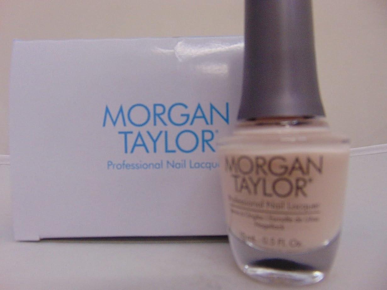ポイントまたはどちらかアイスクリームMorgan Taylor - Professional Nail Lacquer - Simply Irresistible - 15 mL / 0.5oz
