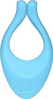 Satisfyer - Oplaadbare Endless Love Multi Vibrator met 10 snelheidsstanden Blauw