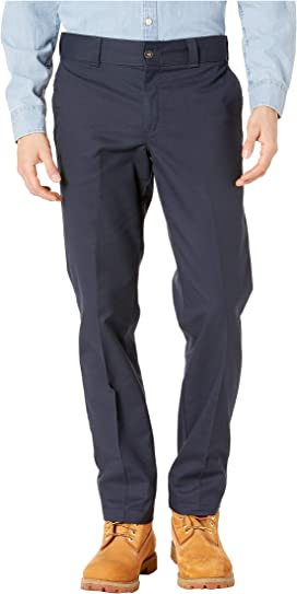 d3a9a597 Dickies Flex Slim Straight Work Pants at Zappos.com